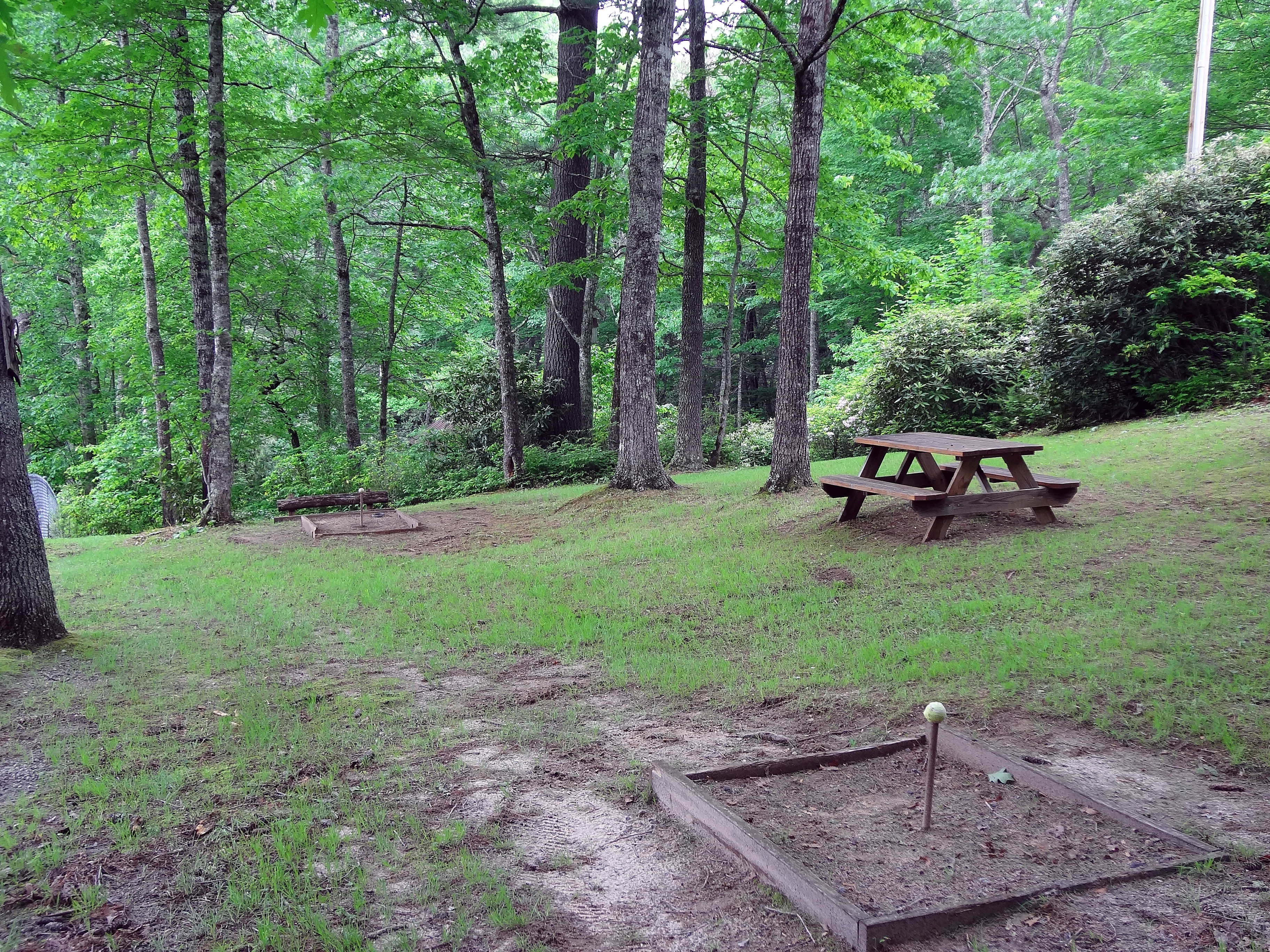 Property Amenities At Cabins At Seven Foxes Cabins At
