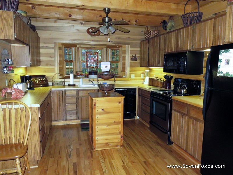 Cabin Rentals At Seven Foxes Cabins At Seven Foxes Lake